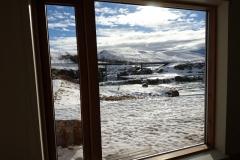 Country Hotel Waterfafall View Window